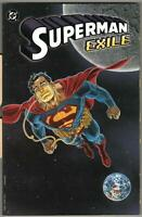 DC Comics Graphic Novel  Superman - Exile EX