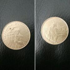 San Marino moneta 200 lire del 1994