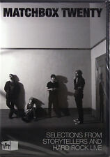 Matchbox Twenty NEW Music DVD Selections From Storytellers And Hard Rock Live