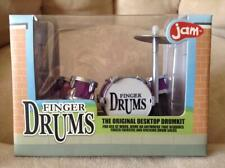Finger Drums Jam Brand New Great Gift Idea! Great For Stress!