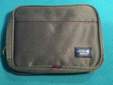 United Airlines Business FIRST Class Amenity kit Limited Edition PINK