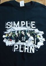 Vintage Simple Plan T Shirt (Medium)