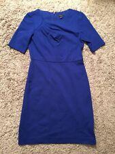 Blue Ann Taylor Dress Rayon/Nylon/Spandex, Size 2