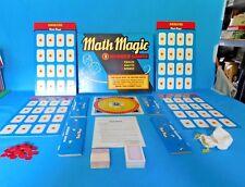 VINTAGE COMPLETE/CLEAN 1957 (FIRST YEAR) CADACO-ELLIS MATH MAGIC 3 MODERN GAMES