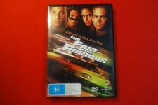 The Fast and the Furious - DVD - Free Postage !!