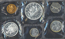 Canada 1963 Proof Like Coin Set 1.1 OZ Pure Silver PL Envelope