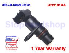 NEW Crankshaft Camshaft POSITION SENSOR CPS FOR L6 359 ISB 5.9L Diesel Engine