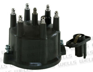 Distributor Cap and Rotor Kit-O.E. Replacement WVE BY NTK 3D1114