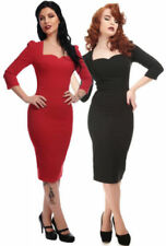 Collectif Polyester Dresses for Women's 1950s