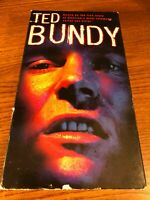 Ted Bundy VHS VCR Video Tape Movie Horror Used Based On True Story