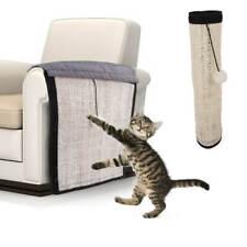 Cat Scratching Mat Pad Scratcher Natural-Sisal Furniture Sofa Cover Protector