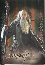 The Hobbit An Unexpected Journey Character Chase Card CB-01 Gandalf the Grey