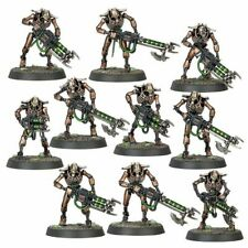 Necron Warriors - Indomitus 9th Edition - New On Sprue - Warhammer 40k