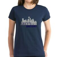 CafePress Grey's Anatomy T Shirt Women's Cotton T-Shirt (1678300100)