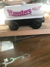 RARE Thomas & Friends Wooden Railway- Rare Yoplait  Yumsters Car