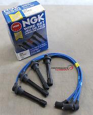 NGK Spark Plug Wires 1992-2000 Honda Civic SOHC D16 D16Z6 D16Y7 D16Y8 HE76