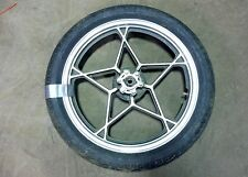 1982 Suzuki GS1100 G S504-1. front wheel rim 19in
