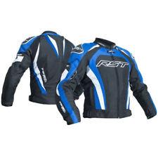 Giacche blu RST in tessuto per motociclista