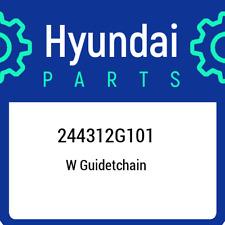 244312G101 Hyundai W guidetchain 244312G101, New Genuine OEM Part