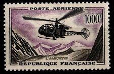 P. Aérienne 37 : ALOUETTE, Neuf * = Cote 46 € / Lot Timbre France