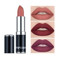 HANDAIYAN 12 Color Liquid Lip Gloss Matte Glitter Lipstick Lip Pen Long Lasting