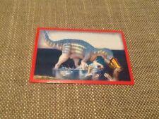 #130 Panini Dinosaurs Like Me sticker / unused