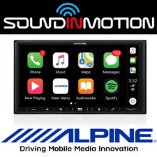 "Alpine ILX-W650E Apple Car Play Android Auto 7"" Audio/Video Receiver"