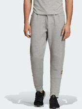adidas Originals Men's Sport ID Joggers Track Pants Fleece Grey EC6337 NEW