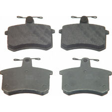 Disc Brake Pad Set-Base Rear Wagner MX228A