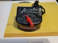 American Flyer 1-1/2 Toy Transformer - not tested