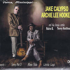 JAKE CALYPSO & ARCHIE LEE HOOKER - VANCE, MISSISSIPPI (Killer New ROCKIN' BLUES)
