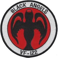 US Navy VF-122 Patch Black Angels NEW!!!