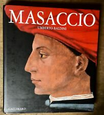 Umberto Baldini: Masaccio/Gallimard (2001)