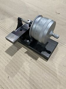 Moore And Wright Metric Measuring Equipment