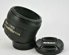 Nikon AF-S 50 mm f1.4 G Fast Lentille Pour D5500 D7200 D750 D800 D810