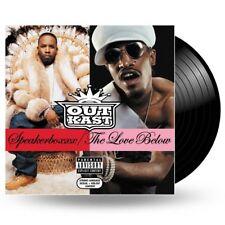 OUTKAST Speakerboxx & Love Below x4LP Vinyl Set NEW