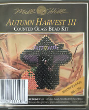 Mill Hill Beaded Cross Stitch Kits Autumn Harvest III MHAH18 Witch Kitty