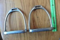 Korsteel Stirrups horse equestrian riding stainless steel