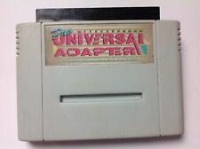 Datel Universal Adapter Converter (NTSC to PAL Adaptor) SNES Super Nintendo C14