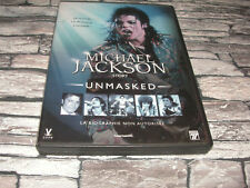 MICHAEL JACKSON STORY  UNMASKED /  DOCUMENTAIRE BIOGRAPHIE / DVD