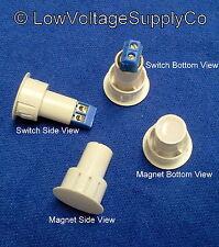 1 Bosch Recessed Terminal Door Window Security Alarm Switch Sensor 3/4 inch