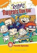 RUGRATS Run Riot (DVD, 2005) NICKELODEON