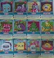 MOSHI MONSTERS MOSHLING SERIES 10  ROX CODE CARDS Pick/Choose Free UK Postage