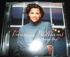 Vanessa Williams The Sweetest Day (Australia) CD - Like New