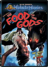 NEW & UNOPENED Midnite Movie DVD - H.G. Wells' The Food of the Gods