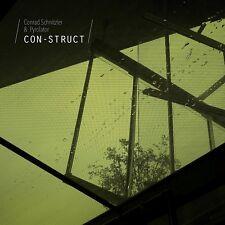 CONRAD & PYROLATOR SCHNITZLER - CON-STRUCT  CD NEW+