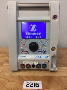 Zimmer ATS 3000 Automatic Tourniquet System (M2216)