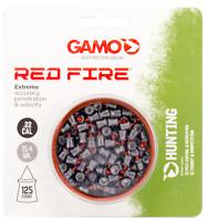 Gamo Red Fire Air Gun Pellets .22 Caliber 15.4 Gr Pointed 125/Tin 632270454