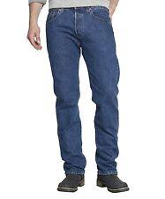 Levi's Mens 501 Original Fit Jeans 36 30 Stonewash