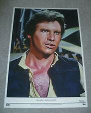 Topps Living - Star Wars Fine Art Print - Han Solo 16/100